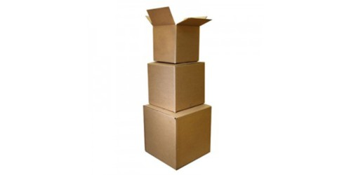 cube corrugated boxes