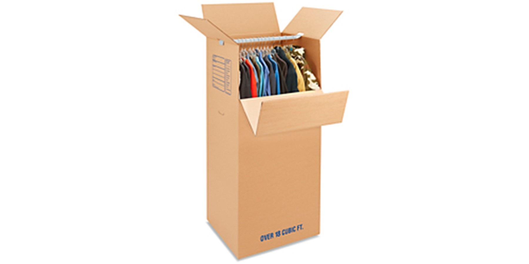 hillside paper cartons product box products moving wardrobe